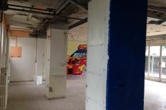 L'ancienne salle silencieuse