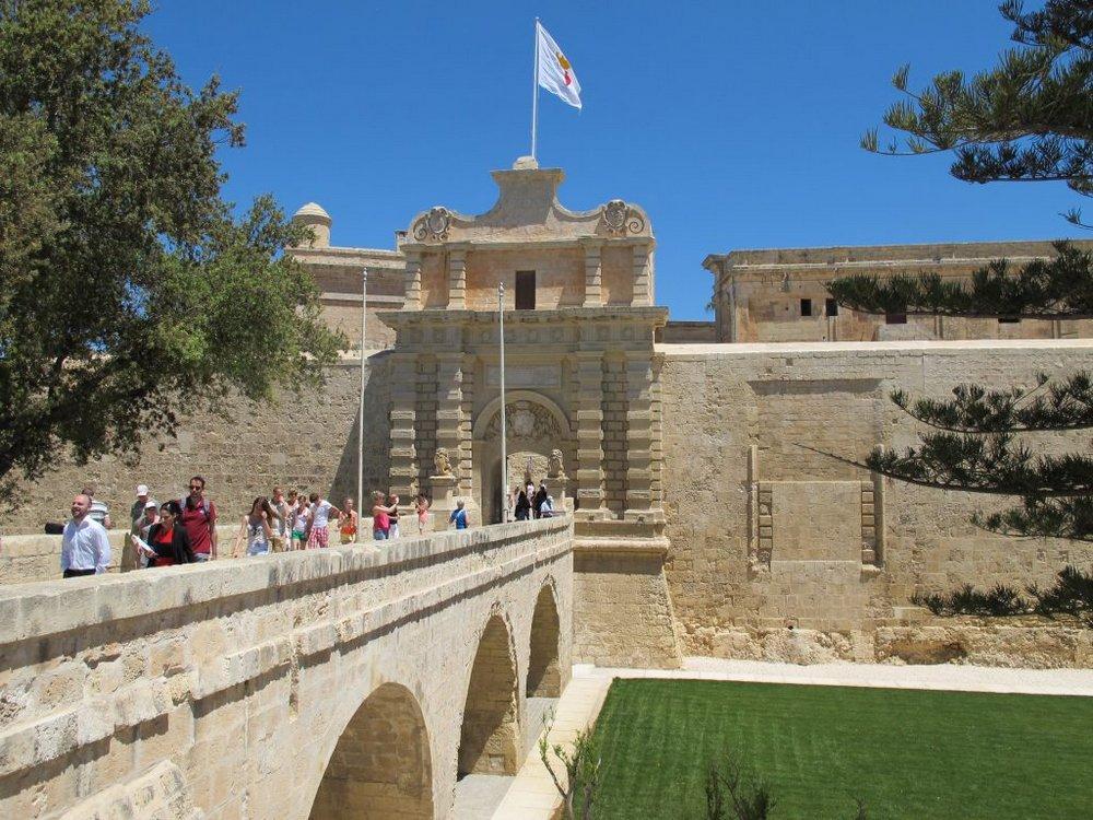 Ville forteresse de Mdina