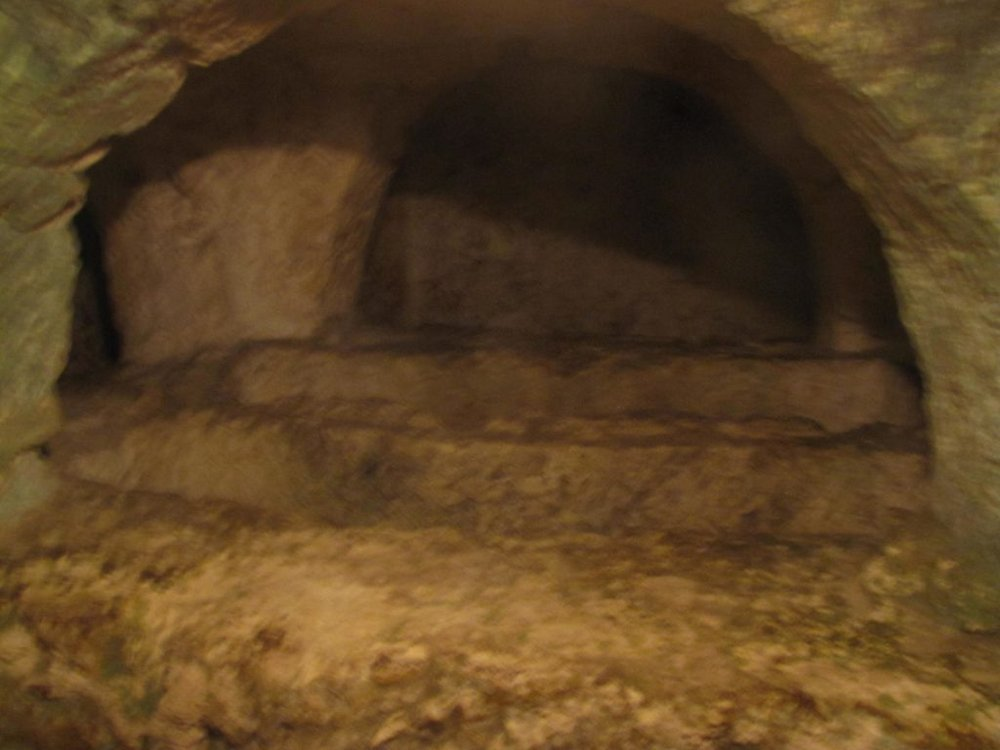 Catacombes Saint Paul