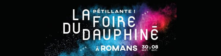 L'histoire de la foire du Dauphiné !