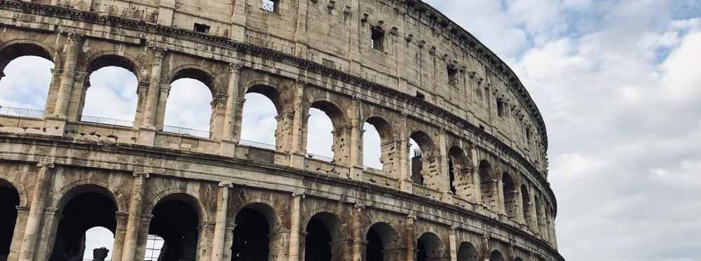 Journal d'un voyage en Italie #1