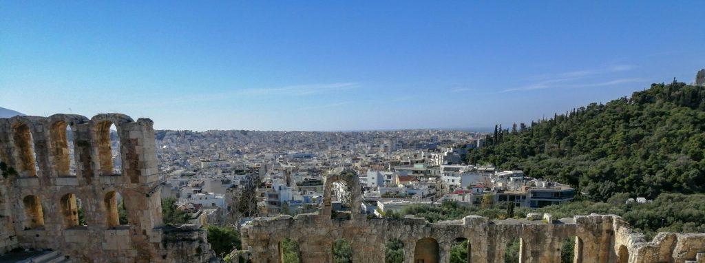 L'Odyssée grecque : épisode 1